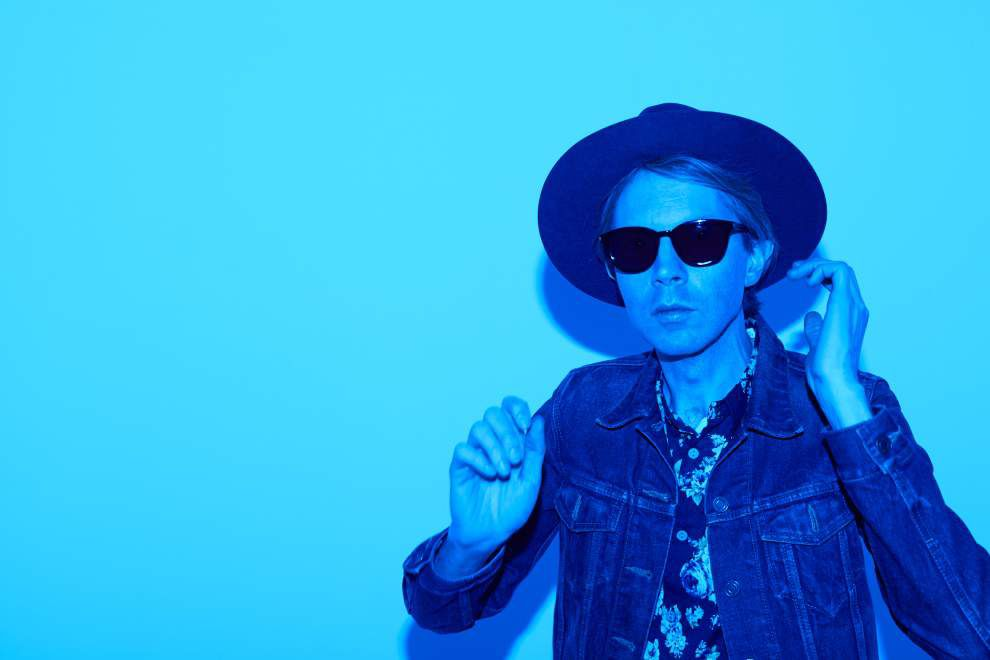 Tickets go on sale Friday for Beck concert in October _lowres