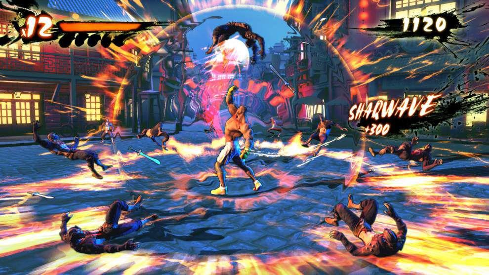 Shaq seeking funding for new 'Shaq Fu' video game _lowres
