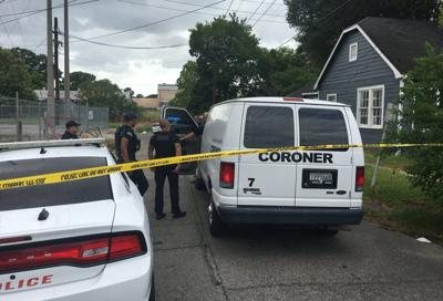 Body Found In Car Trunk On N 20th Street In Baton Rouge Officials