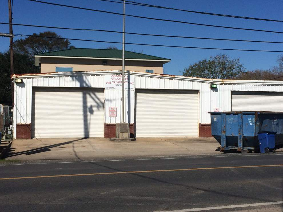 Poor audits, lack of documents leads to takeover of nonprofit Gramercy Volunteer Fire Department _lowres