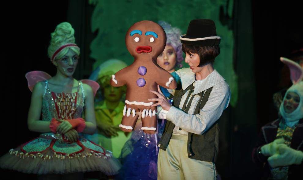 'Shrek' revisits Dutchtown stage _lowres