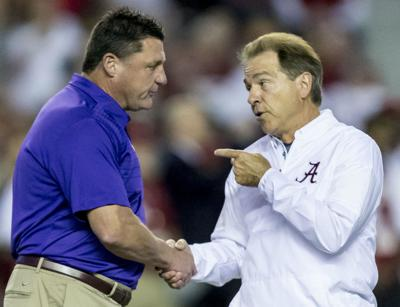 Nick Saban picks up off-the-field win in Baton Rouge over IRS: report