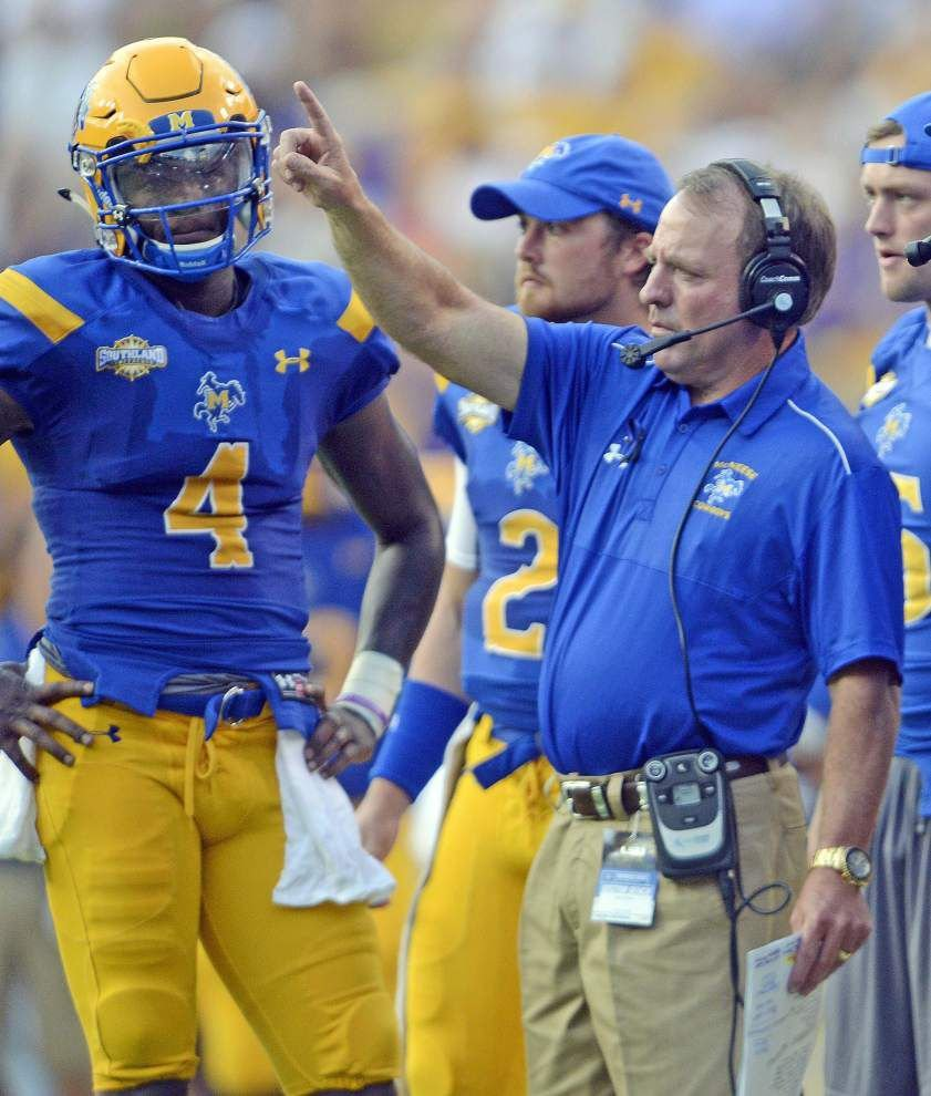 Southland leaders collide when Southeastern Louisiana visits McNeese State _lowres
