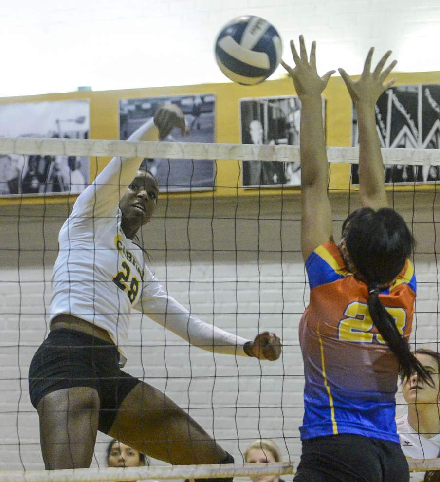 Cabrini's timing right against Landry-Walker _lowres