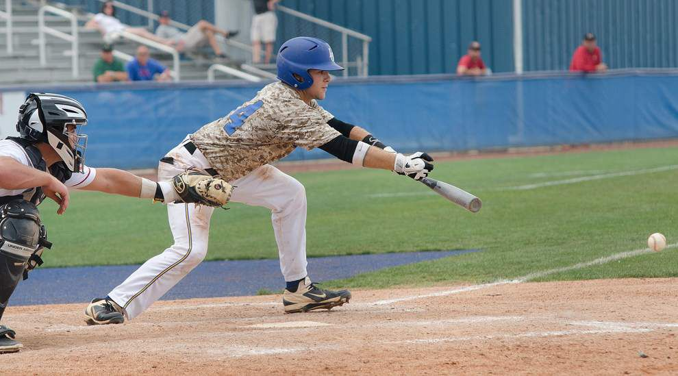 Live Oak, St. Amant ready for Class 5A semifinals _lowres