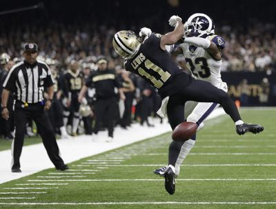Walker Nickell Robey Coleman Hopes Saints Fans Forgive Him But