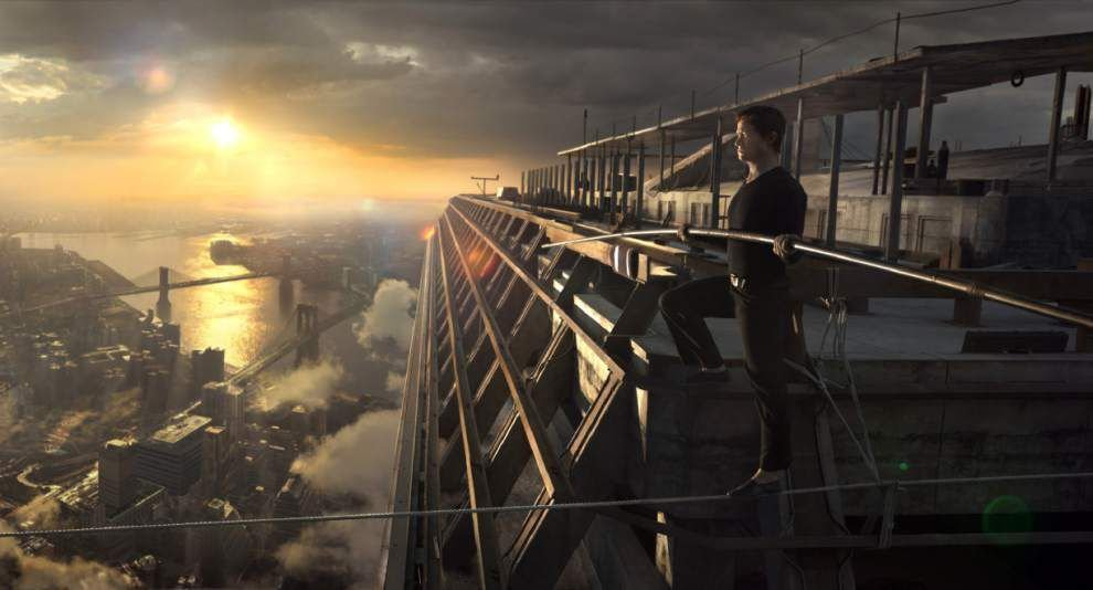 Review: 'The Walk' earns its keep with spectacular third act _lowres