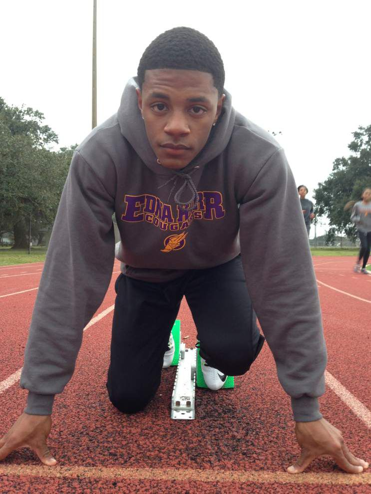 Karr's Edward Davis is talented and focused _lowres