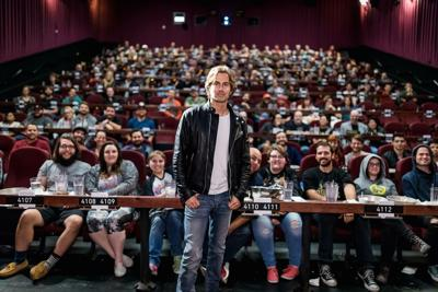Greg Sestero, 'The Room' for Red