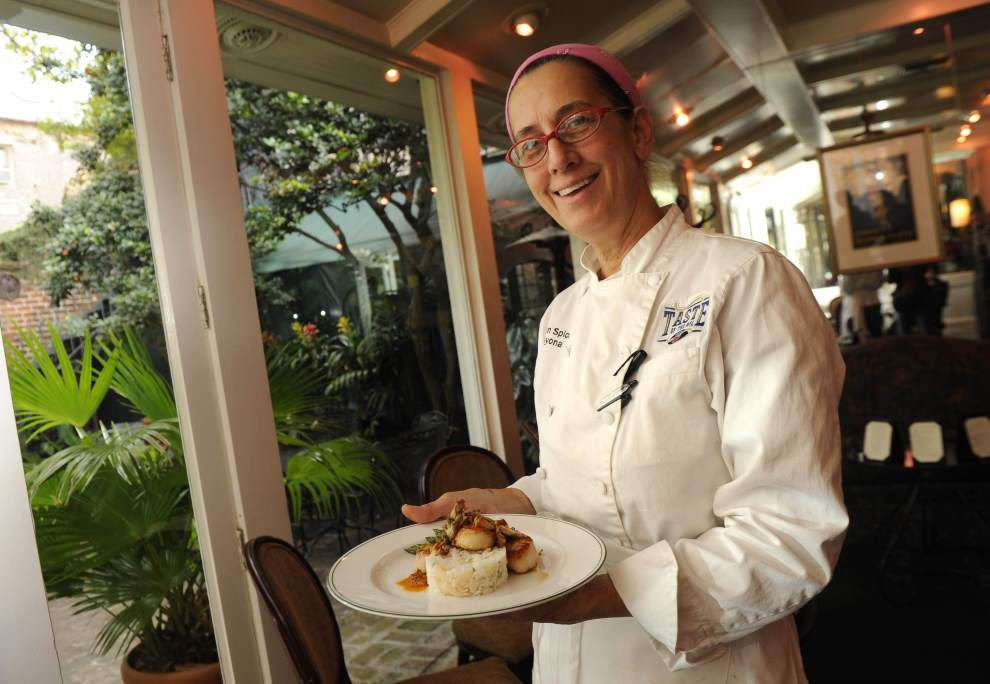 Chef Susan Spicer to reign as Grand Marshal of Nyx _lowres