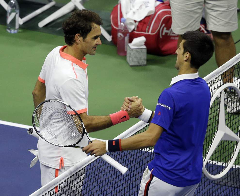 Novak Djokovic tops Roger Federer to claim his second U.S. Open title _lowres