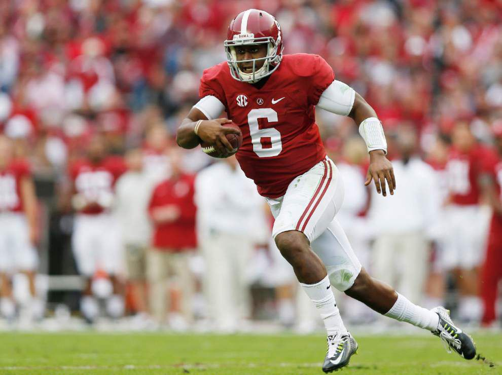 Iron Bowl: High stakes for Alabama _lowres