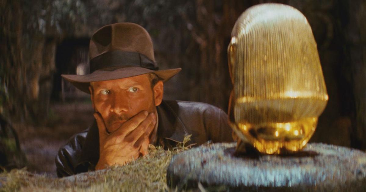 Spoof Night Raiders of the Lost Ark