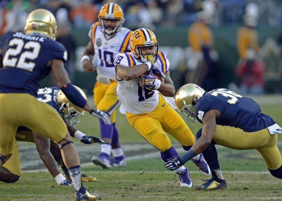 Six former LSU players invited to the NFL Combine _lowres