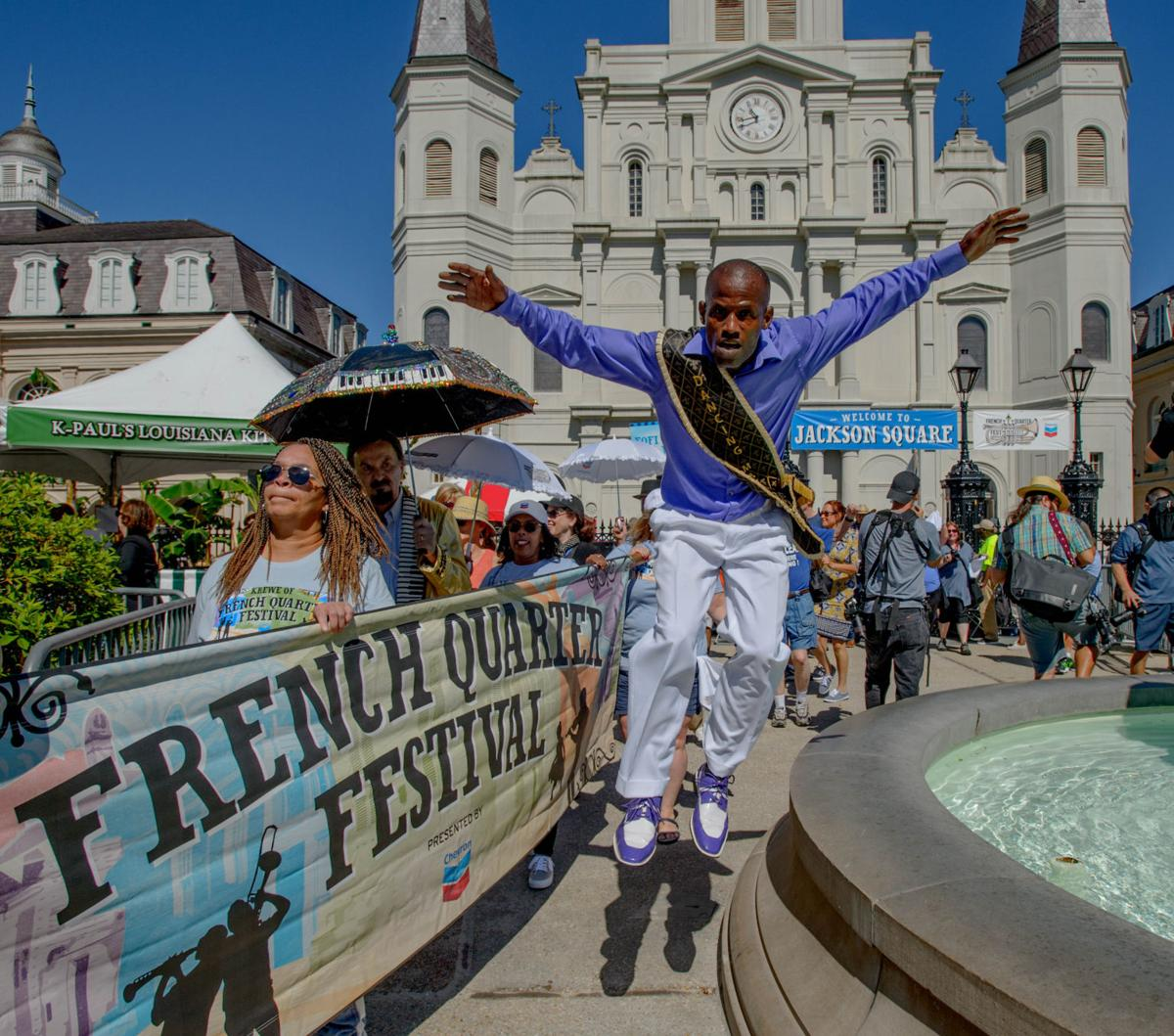 New Orleans Food Festival April