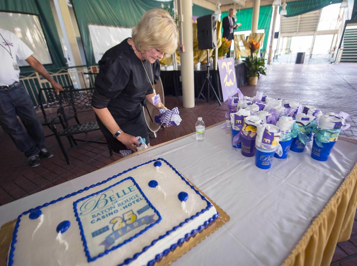 Swell Belle Of Baton Rouge Marks 25Th Birthday Business Theadvocate Com Funny Birthday Cards Online Elaedamsfinfo