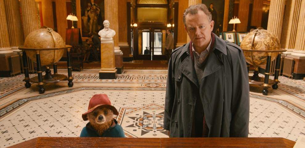 Review: Sweet, clever and cuddly, 'Paddington' is just right _lowres