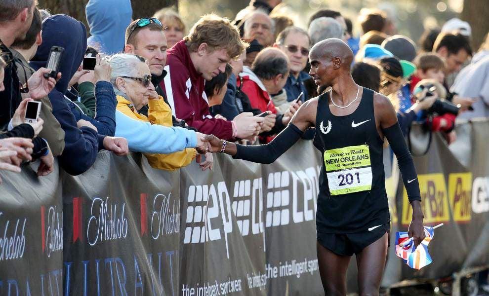 Franklinton native wins marathon; Brit takes half _lowres