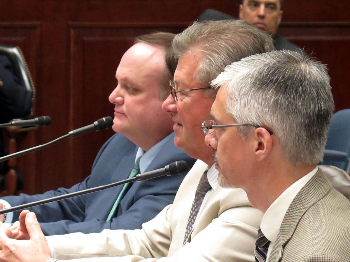 House Insurance Committee testimony 032118