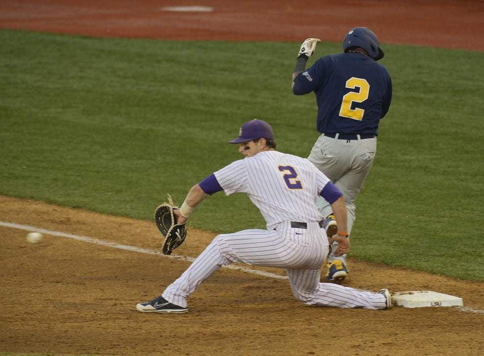 LSU baseball pregame: LSU at Vanderbilt _lowres