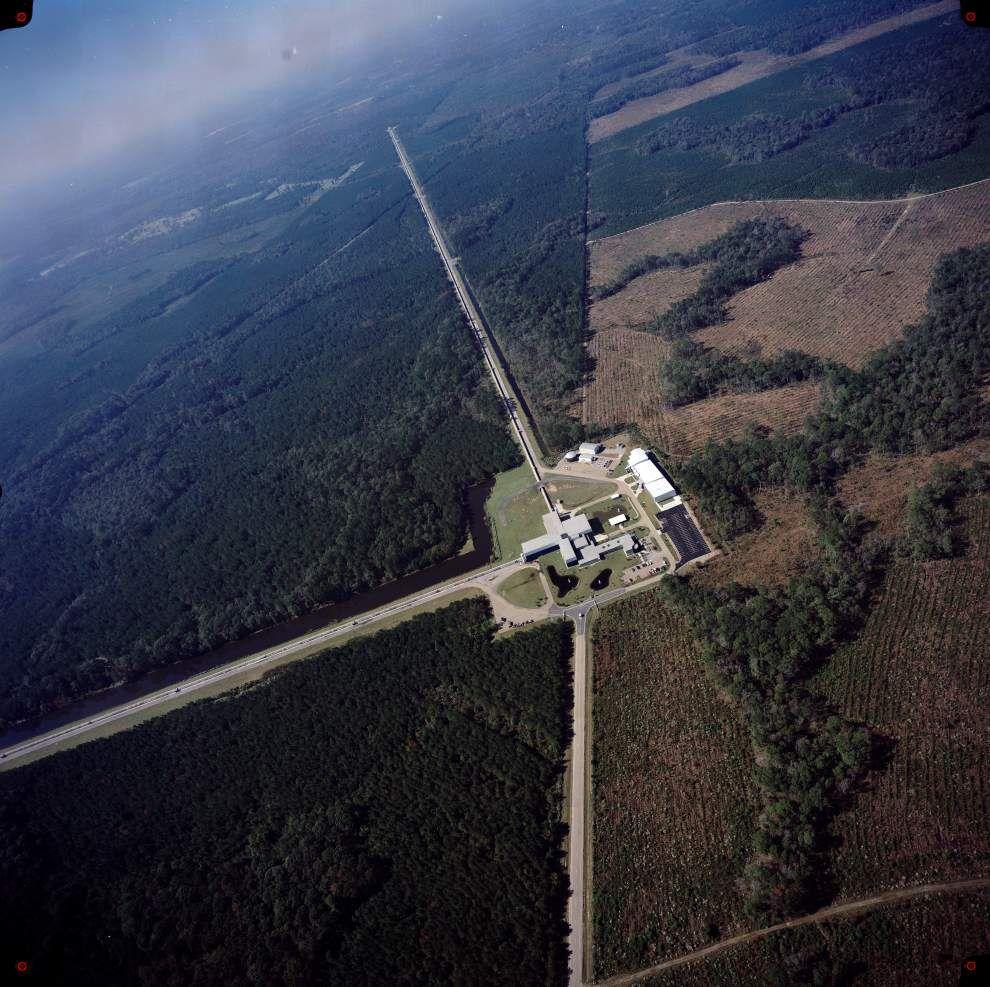 LIGO announces second gravitational waves detection; Livingston Parish facility again key to discovery _lowres