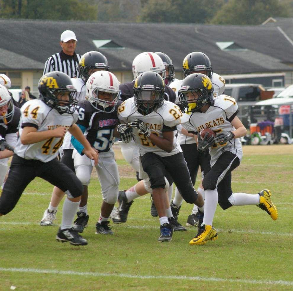 Sam Whitelock Breaks A Tackle: Wildcats Teams Fall Short In Final Games