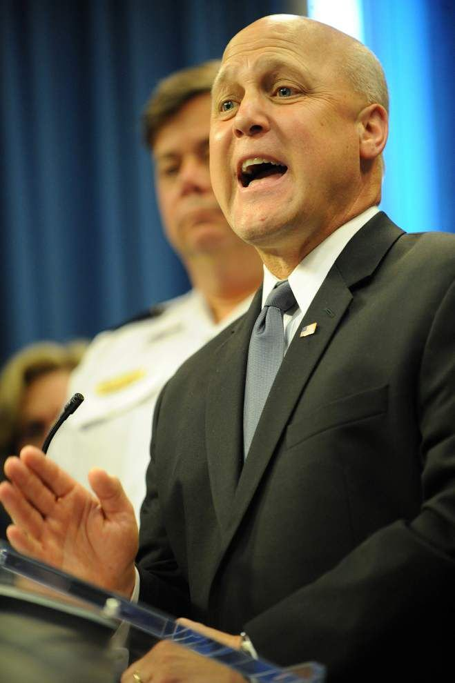 Landrieu asks for state police in New Orleans _lowres
