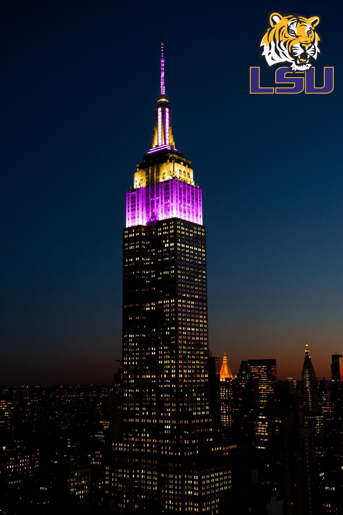 LSU Empire State Building