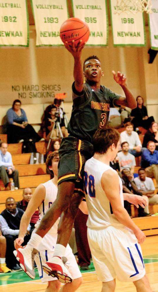 McDonogh 35 basketball player DeJon Jarreau rising in national rankings _lowres
