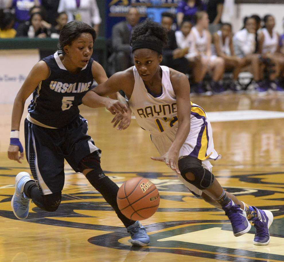 Ursuline Academy wins first state title with 61-48 victory over Rayne in Class 4A _lowres