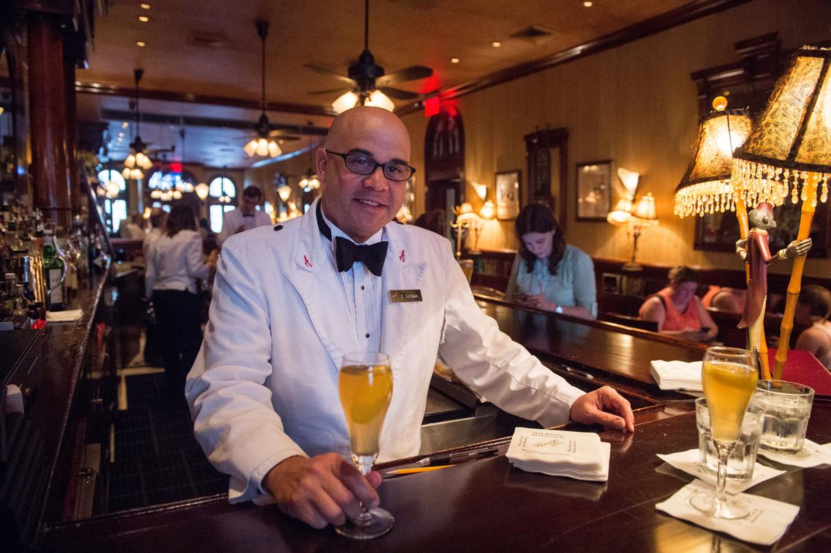 High caliber the french 75 bar has turned the spotlight for Food bar new orleans