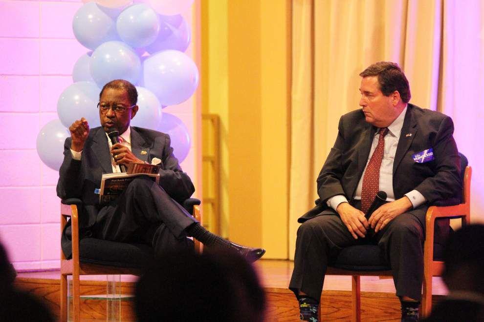 Mayor Kip Holden cites lack of investor interest for lack of north Baton Rouge economic development _lowres