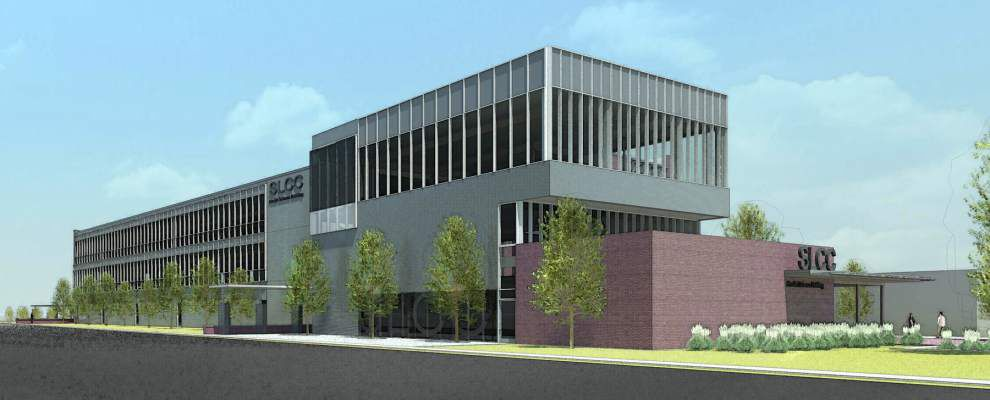 With fundraising almost complete, South Louisiana Community College set to begin building $17.1 million health and sciences building _lowres