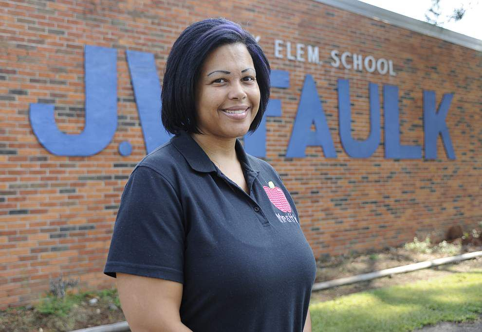 Lafayette principal vows to lift school's dismal rating _lowres