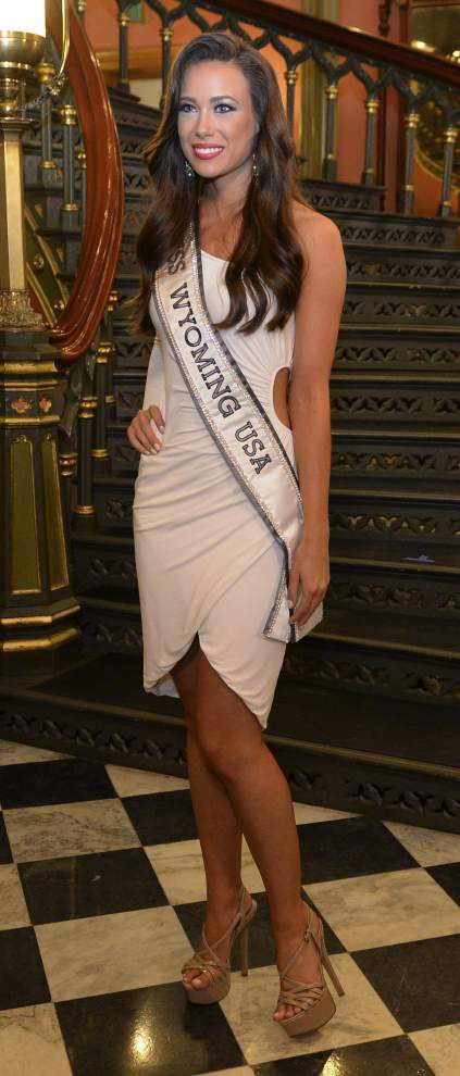 Photos: Meet the 2015 Miss USA contestants _lowres