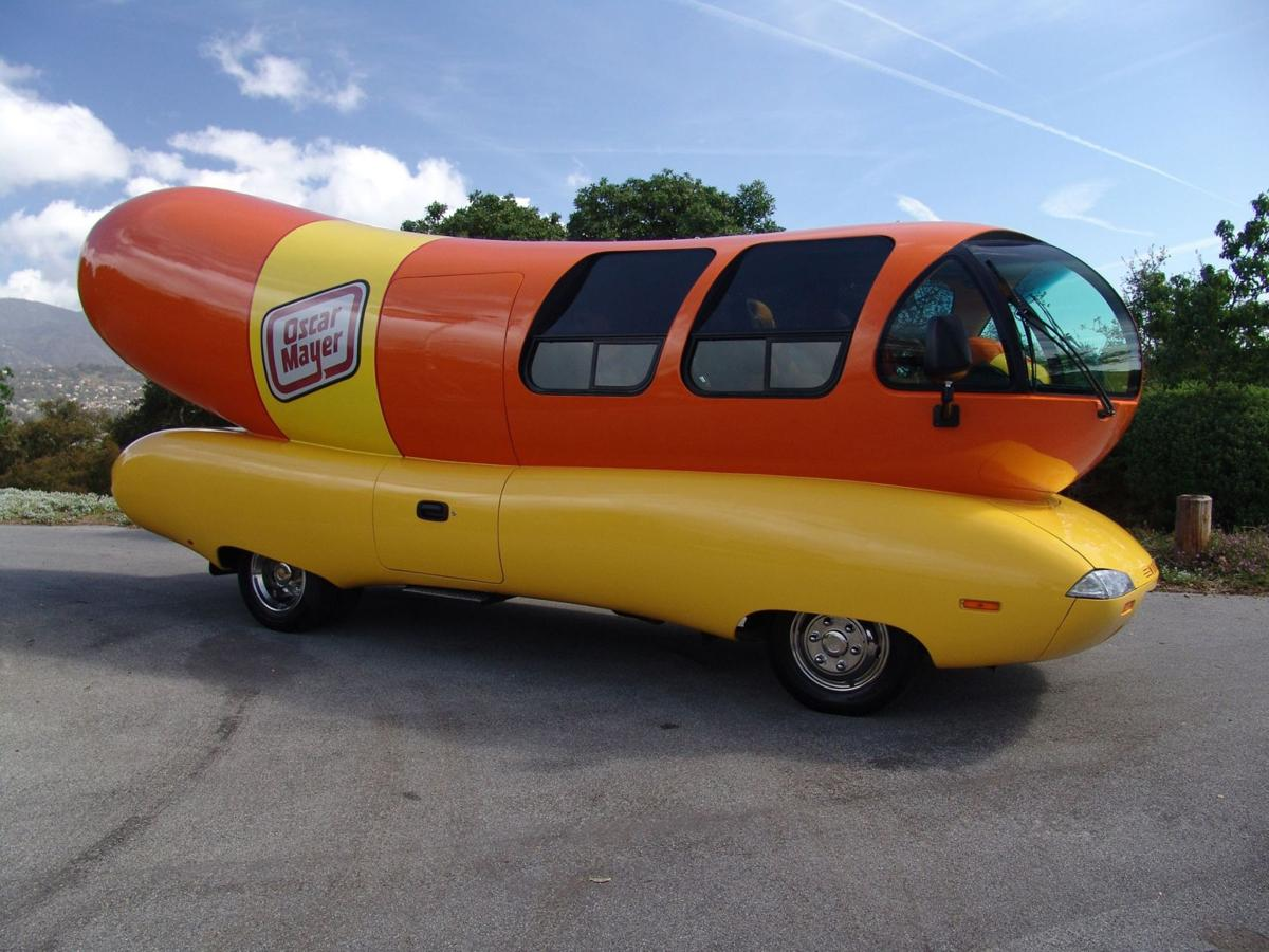Oscar Mayer Wienermobile returns to New Orleans Friday_lowres