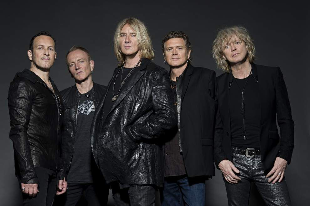 Def Leppard postpones tour, including Lafayette show _lowres