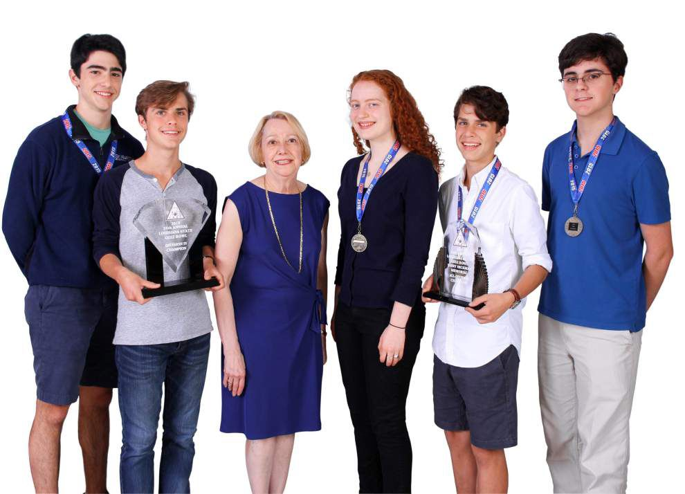 St. Martin's Episcopal School students succeed in academic, sports competitions _lowres