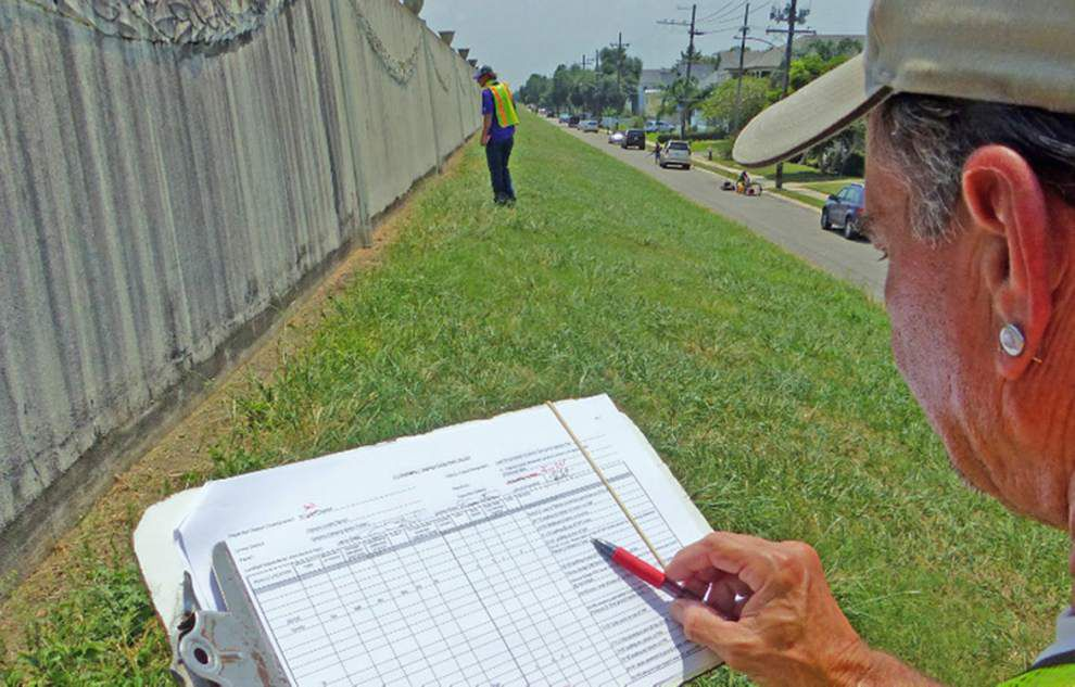 Post-Katrina reforms make levee, floodwall inspections a daily job _lowres