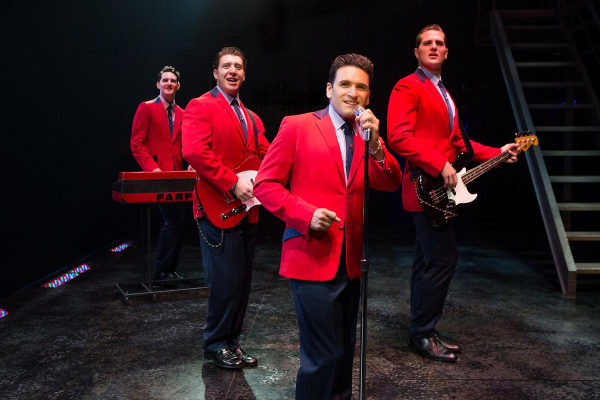 'Jersey Boys' copy for Red