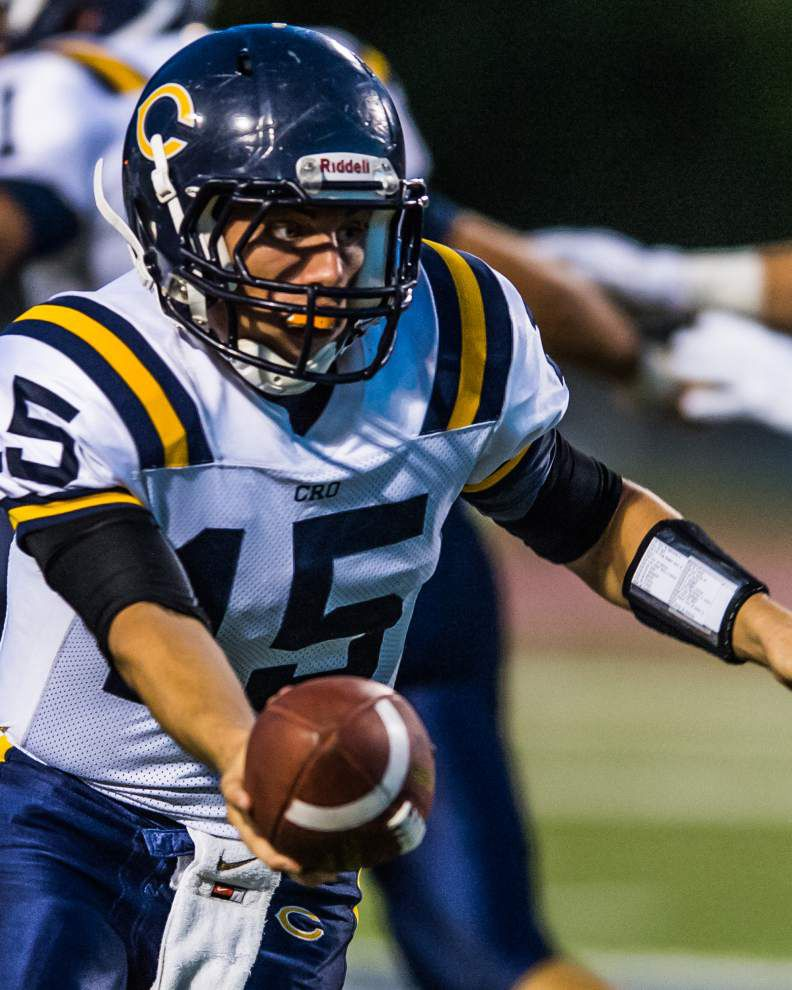 Carencro's Tyler Gaspard flourishes in expanded role _lowres