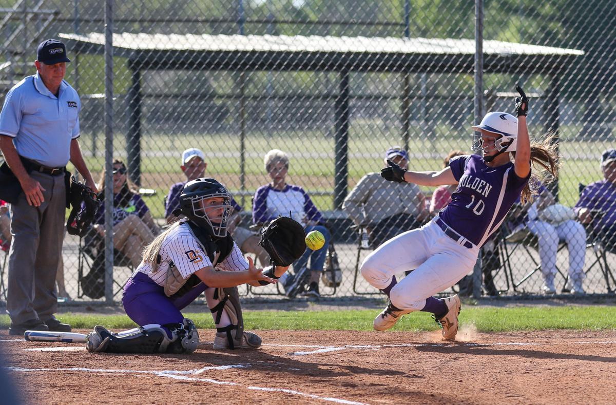 Holden vs Denham Springs Softball