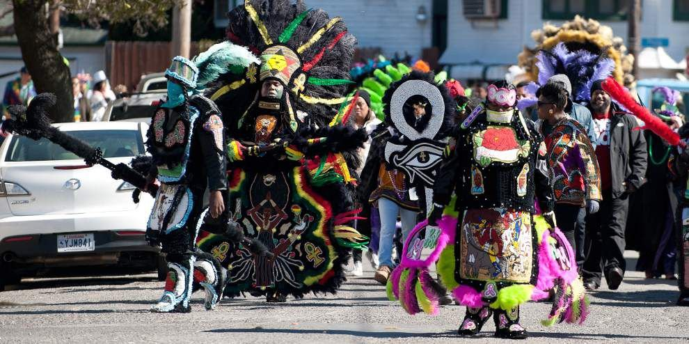 From Metairie to French Quarter, family-friendly to raunchy, throngs celebrate Mardi Gras in many ways _lowres
