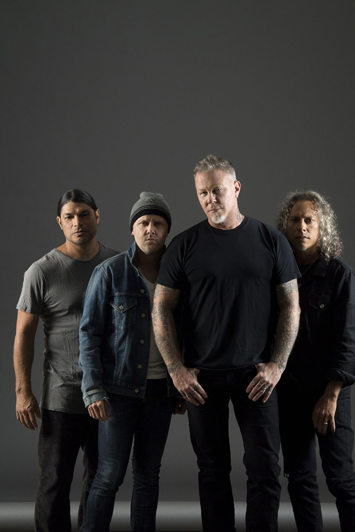 Metallica 2019 for Red
