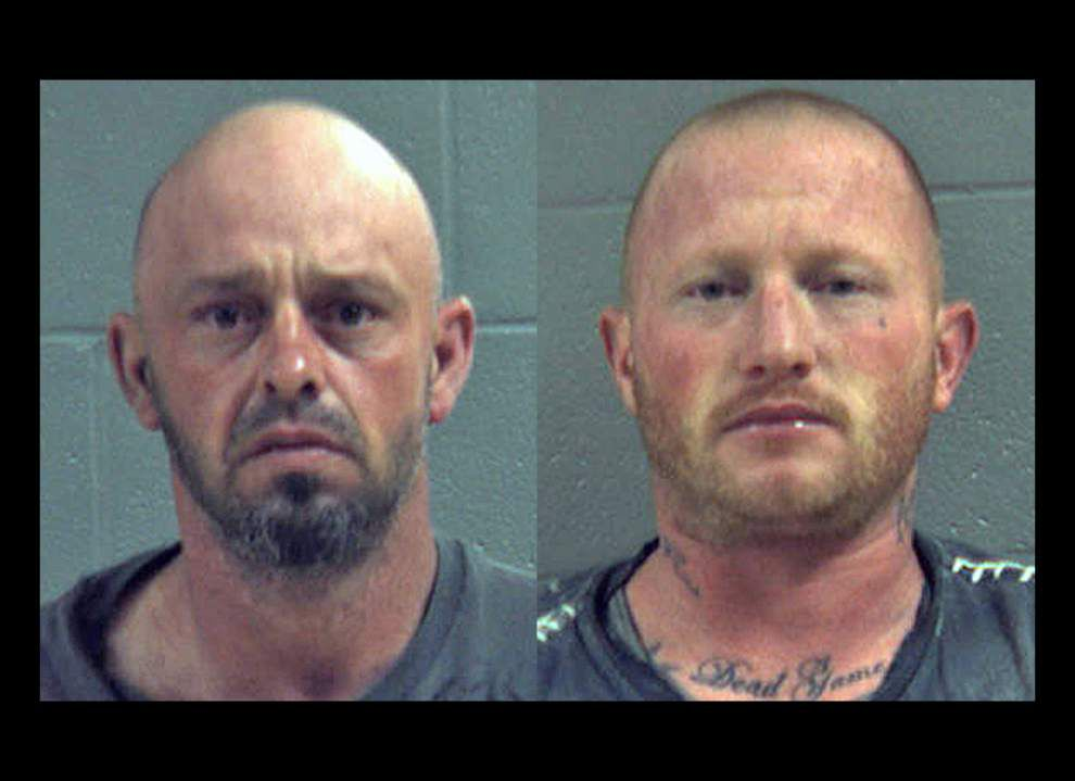 Livingston deputies disarm man, arrest him on drug, weapons counts _lowres