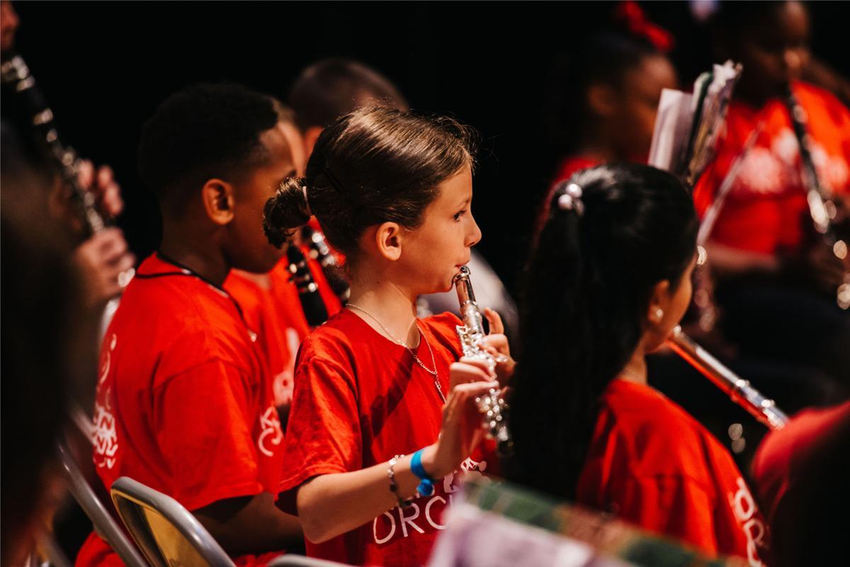 Kids Orchestra 1