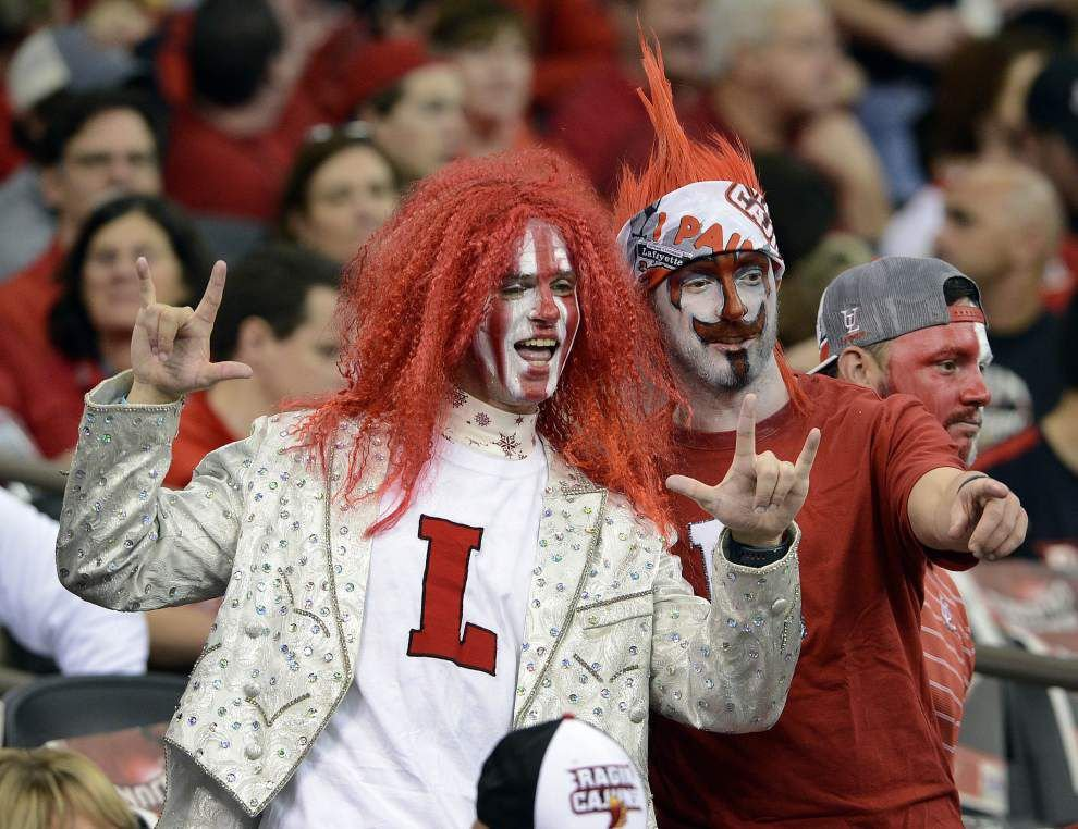 UL-Lafayette defeats Tulane 24-21 in New Orleans Bowl _lowres