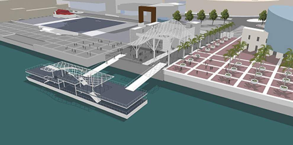 $5M federal grant completes funding for new Canal Street ferry terminal _lowres