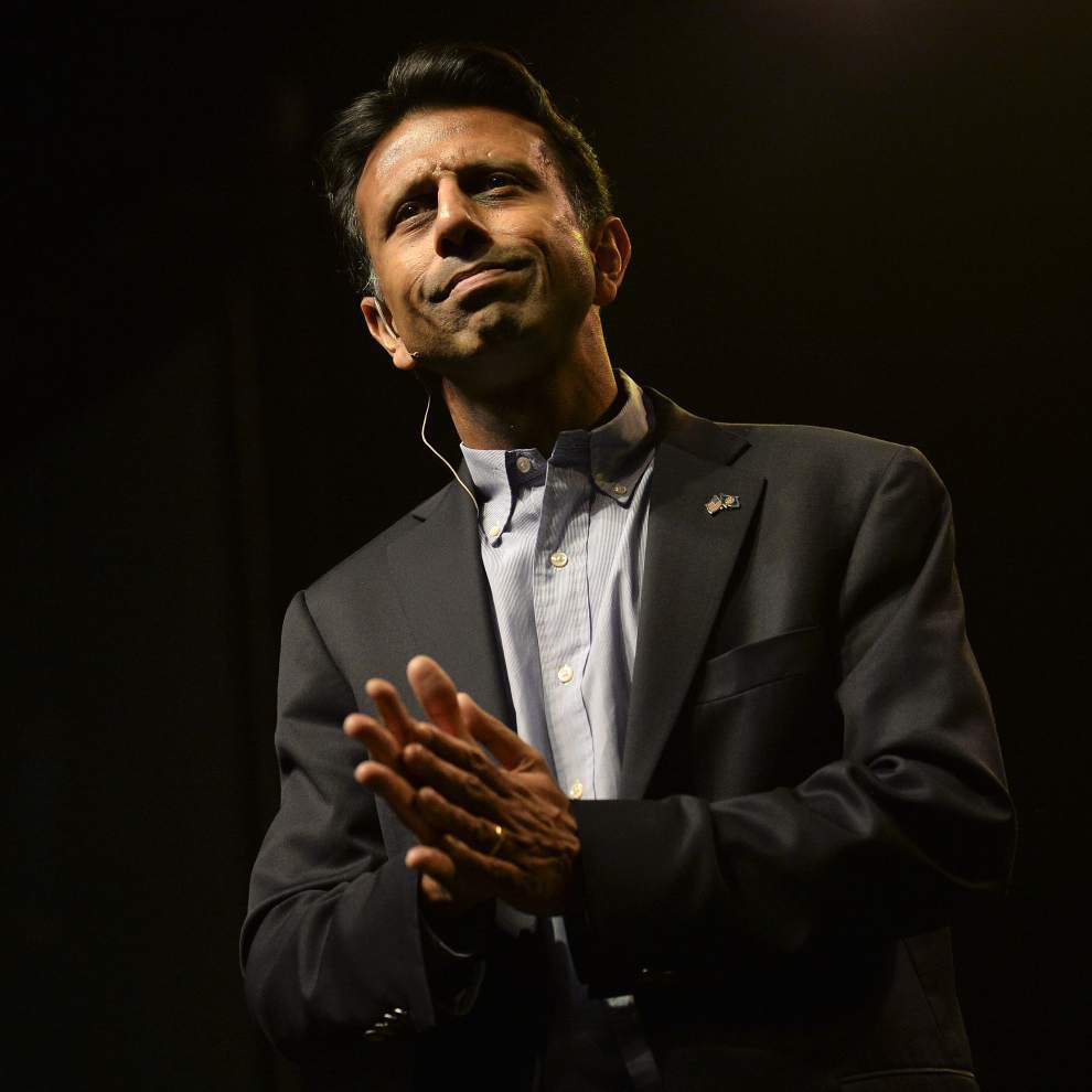 Gov. Bobby Jindal puts his religious faith front, center; not many know how he became a Christian _lowres