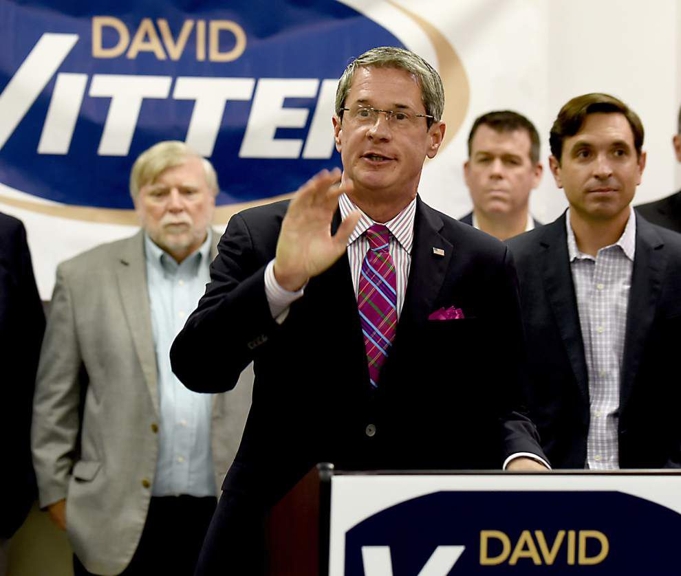 Leading business group backs David Vitter for governor, will help 'with whatever it is the campaign needs' _lowres